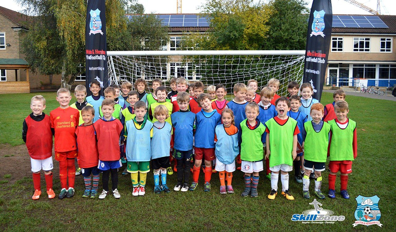 WH Youth FC Website Camps Gallery 1