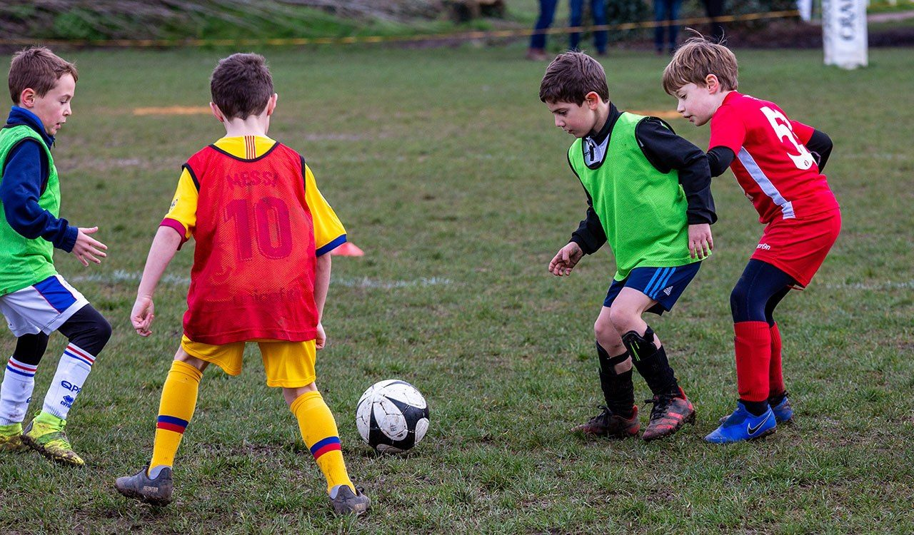 WH Youth FC Website Mini Academy Gallery 2