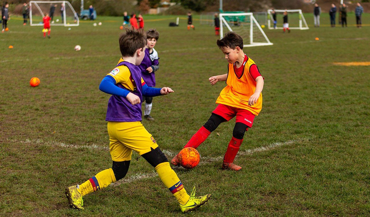 WH Youth FC Website Mini Academy Gallery 9