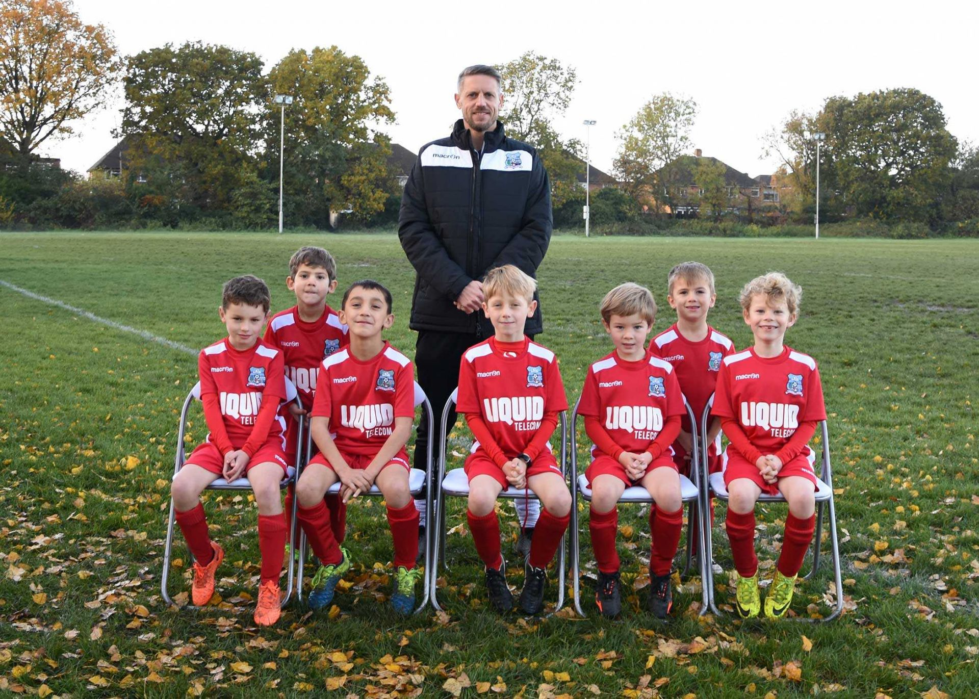 WH Youth FC Website Teams U8 Falcons 1