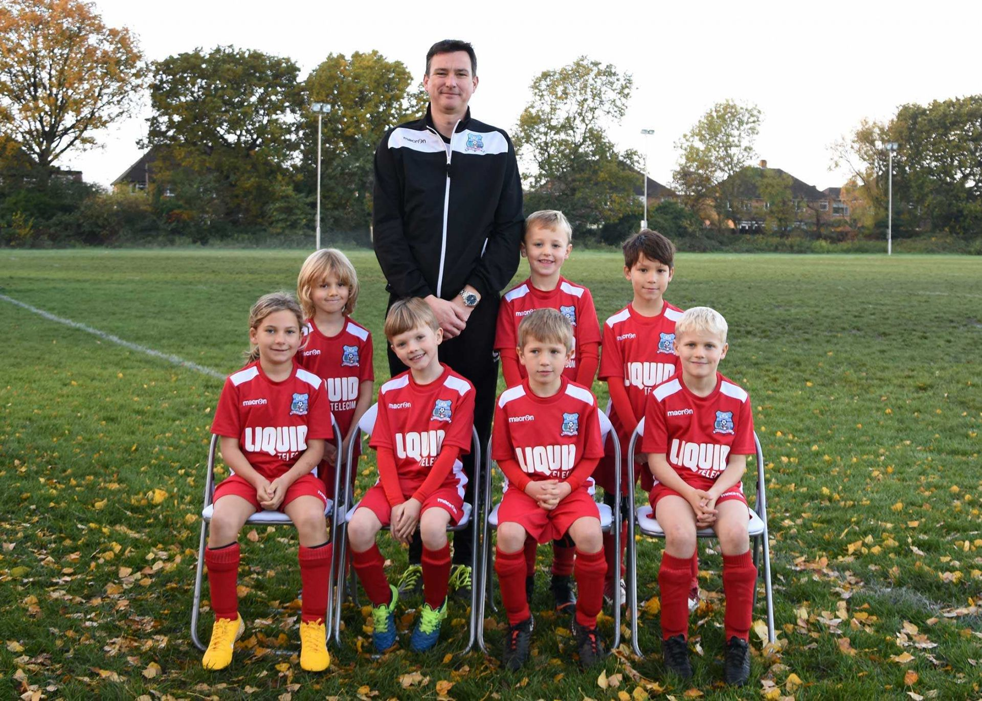 WH Youth FC Website Teams U9 Falcons 1