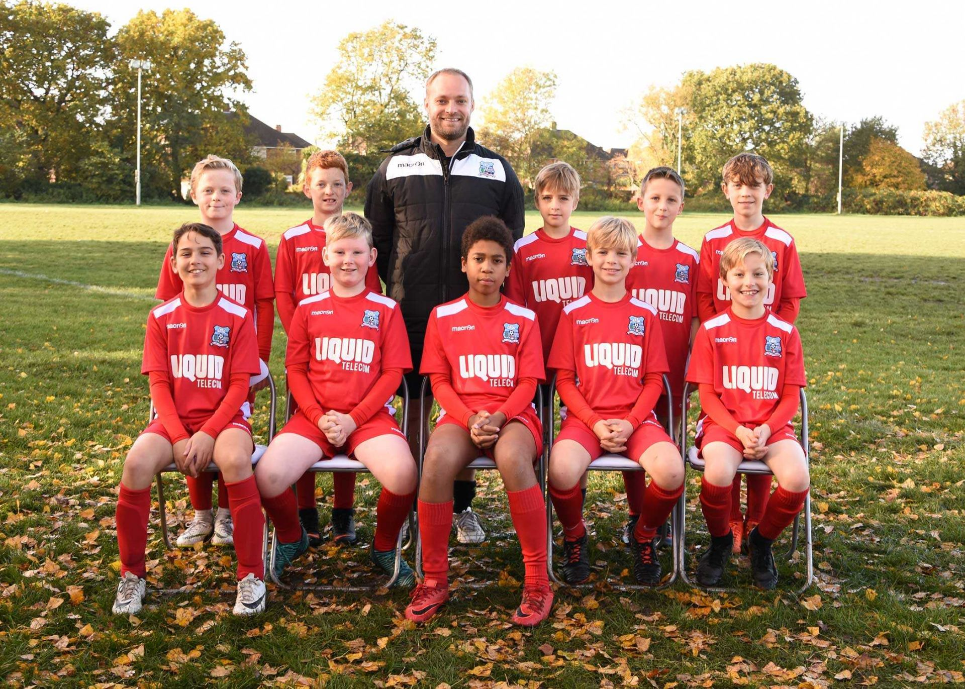 WH Youth FC Website Teams U12 Falcons 1